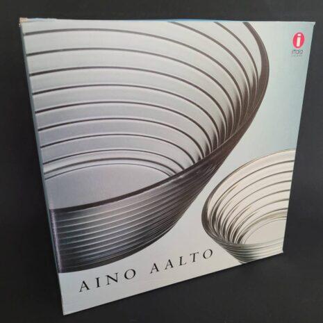 Iittala Aino Aalto -kulho 285mm pakkaus